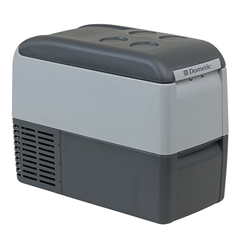 DOMETIC CF-025DC Portable Freezer/Refrigerator Slim/Tall, Gray
