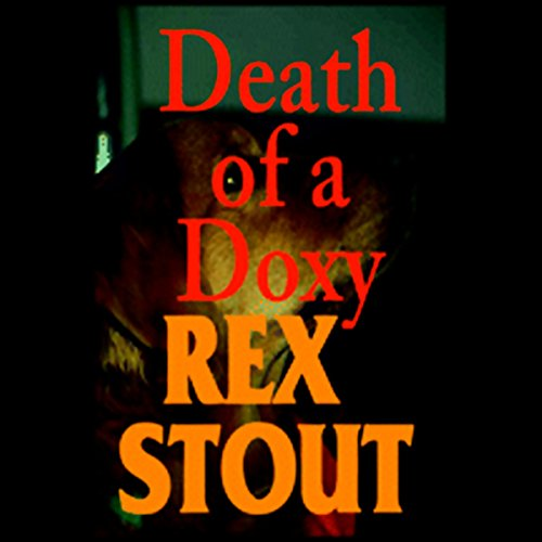 Death of a Doxy audiobook cover art