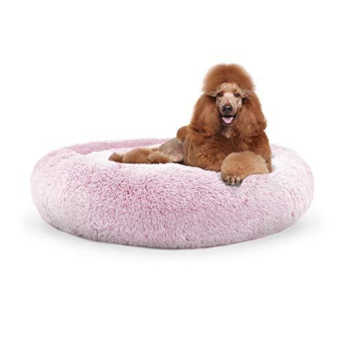Cama Perro Grande Rosa Marca The Dog's Balls