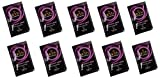 SKYN All Night Long Premium Silicone-Based Lubricant.17 Ounce (10 Single use Packs)