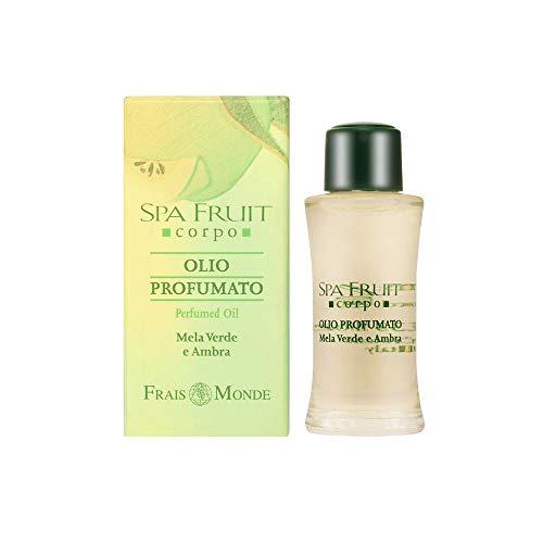 Frais Monde Spa Fruit Huile Parfumée Green Apple/Amber 10 ml