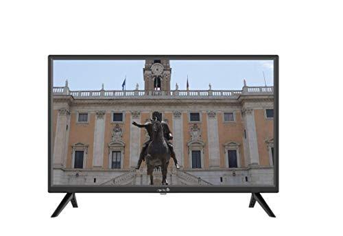 TV 24 Pollici Led HD ARIELLI 24' LED-24H19T2 Hdmi USB DIGITALE TERRESTRE T2 DVB-T2 modello 2019