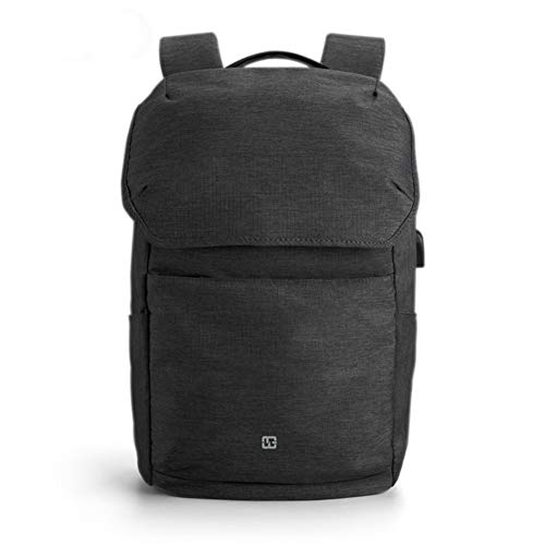 CGGA Kingsons WK 15.6' Laptop Backpack External USB Charge Computer Backpacks Anti-theft Waterproof Bags for Men Women (Color : 1.1.3.3609 15 104, Size : 15 Inches)