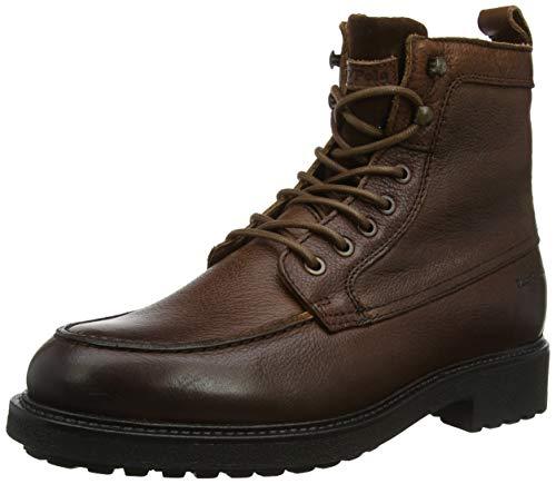 Marc O'Polo Herren 90925036301100 Klassische Stiefel, Braun (Brown 765), 43 EU