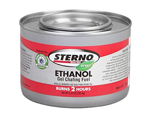 sterno 7 oz cooking fuel - 4