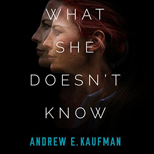 What She Doesn't Know audiobook cover art