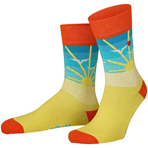 Unabux Socke SUNRISE Größe 36-40