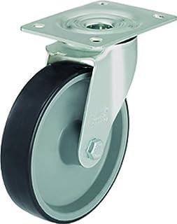 Blickle 298836 Zwenk- en bokwielen met polyurethaan loopvlak Uitvoering (algemeen) Zwenkwiel