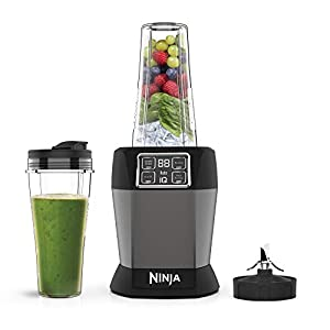 Ninja Blender [BN495UK] 1000W, Auto-iQ