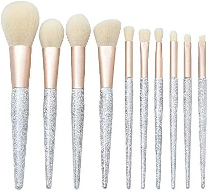 Make Up Brushes 10Pcs Set Handle Makeup Conical Brush Attention Cheap mail order shopping brand