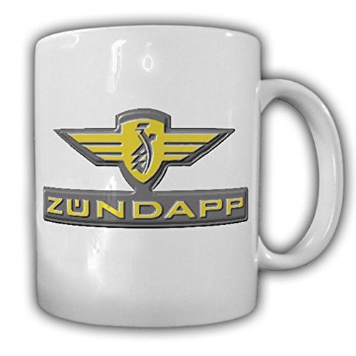 Zündapp Logo Motorfiets Zündapp Werke GmbH Oldtimer Roller Mofa Ks750 Mok #17026