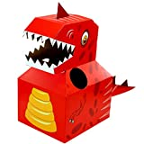 TOYANDONA Niños Ponibles Juguetes 3D Animales Rompecabezas Juguete...
