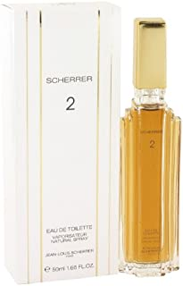 Scherrer Ii by Jean Louis Scherrer for Women - Eau de Toilette, 50ml