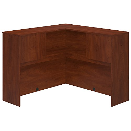 Bush Business Furniture Series C Elite 48W Corner Hutch in Hansen Cherry