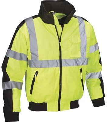 Utility Pro Waterproof Class 5 ☆ very popular 3 w 5% OFF High-Visibility 3-Season Jacket