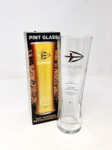 GarageBar - Vaso de pinta de sidra (500 ml, en caja de regalo)