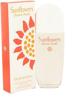 Sunflowers Dream Petals by Elizabeth Arden 3.3 oz Eau De Toilette Spray for Women