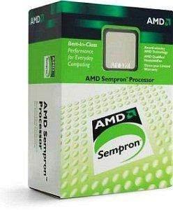 AMD Sempron 3400+ 2.0 GHZ Prozessor, Palermo, 256KB Cache, 800FSB, SKT 754, 64Bit mit Kühler