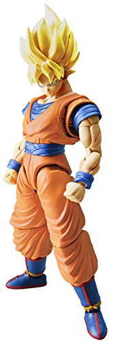 Bandai Hobby Figure-rise Standard Dragon Ball Z Son Goku Super Saiyan Bausatz [Montage Erforderlich]