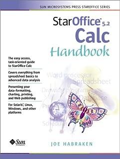 StarOffice 5.2 Calc Handbook