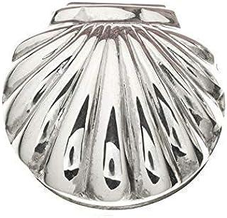 Pastillero Concha Plata de Ley 925 - Regalos para señora