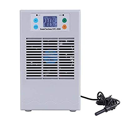 nobrand 100-240V Aquarium Water Cooler for Freshwater Saltwater Plant hydroponic Tank Chiller