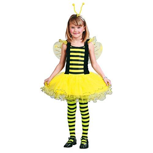 Déguisement de petite abeille pour fille - 4-6 ans
