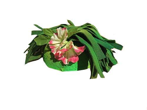 Frozen Bulda Pabbie Hidden Folks Hat Costume Unisex (Hat No 1) Green