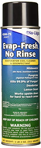 Nu-Calgon 4166-75 Coil Cleaner and Disinfectant