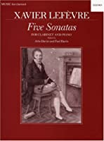 Five Sonatas (Oxford Music for Clarinet)