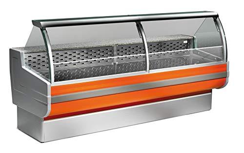 Vitrina de refrigeración con iluminación, 0,759 kW, mostra
