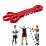 FASHNEX Resistance Bands, Pull Up Assist Exercise Band, Perfect for Mobility, Body Stretching