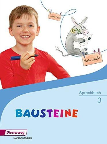 BAUSTEINE Sprachbuch - Ausgabe 2014: Sprachbuch 3