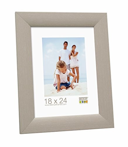 Deknudt Frames S53GF3-10.0X15.0 Bilderrahmen, Beige 27,8 x 22,8 x 1,5 cm