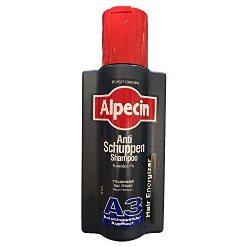 Alpecin Anti-Schuppen Shampoo A3 – 250 ml – Hair Energizer