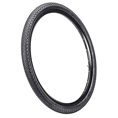 Los neumáticos para Bicicletas de montaña Bicicletas 26x1.95Inch neumático sólido Antideslizante para montaña MTB del Camino del Fango de la Suciedad de la Bici Campo a través