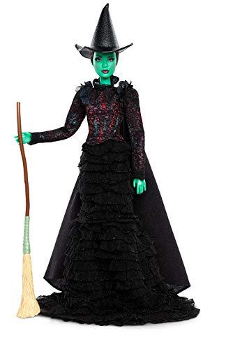 Barbie Collector, muñeca Muñeca Elphaba del musical Wicked (Mattel FJH60)