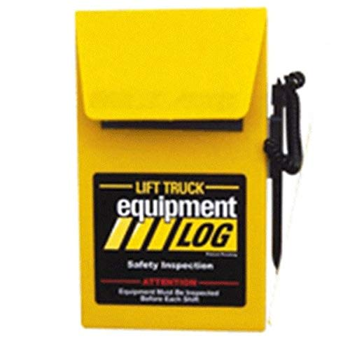 Lift Truck Log for Electric Pallet Truck