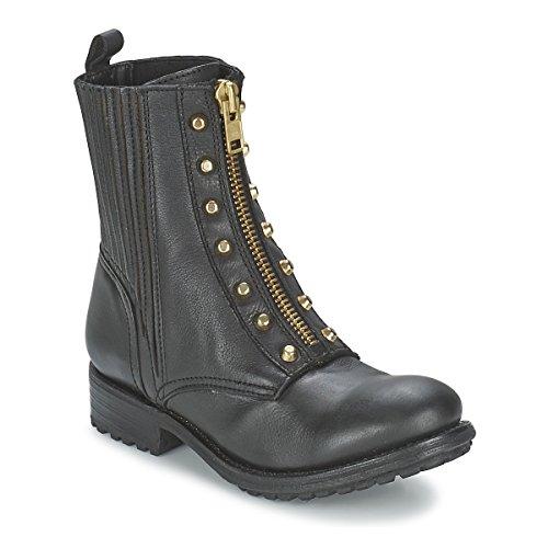 ASH Rachel Botines/Low Boots Mujeres Negro Botas de caña Baja
