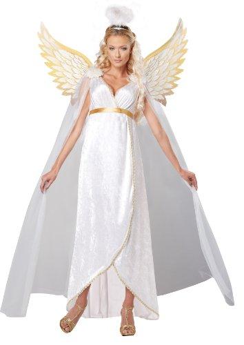 Déguisement Ange gardien femme - XL