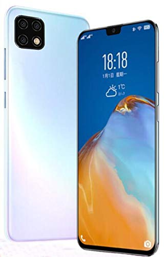 TEENO Smartphone ohne Vertrag Günstig 6.0 Zoll HD+ Display, 3000mAh Akku, 2MP+5MP Dual Kamera, 3GB ROM, 32 GB erweiterbar Dual SIM Android Einsteiger Handy -Deutsche Version