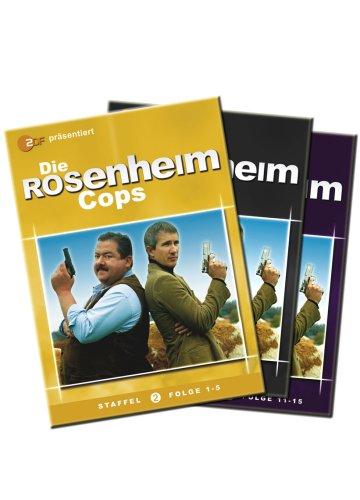 Die Rosenheim Cops - Staffel 2 (3 DVDs)