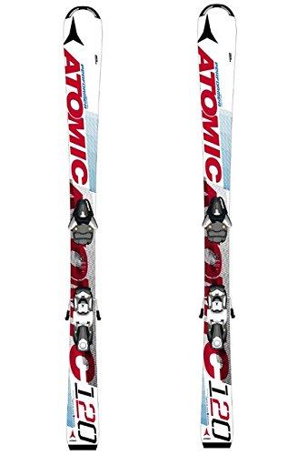 ATOMIC Ski Race EX JR II White/red 70 cm NUR SKI ohne Bindung NEU