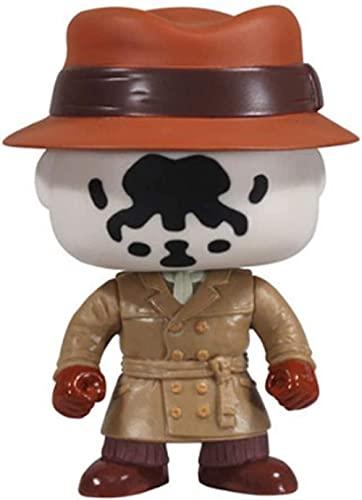 WangMaZi Funko Pop Watchmen Rorschach The Movie Muñeca Figura Muñeca Colección de Adornos de Juguete-UN
