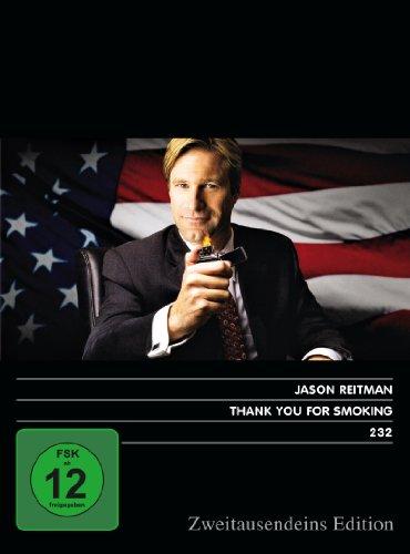 Thank You for Smoking. Zweitausendeins Edition Film 232.