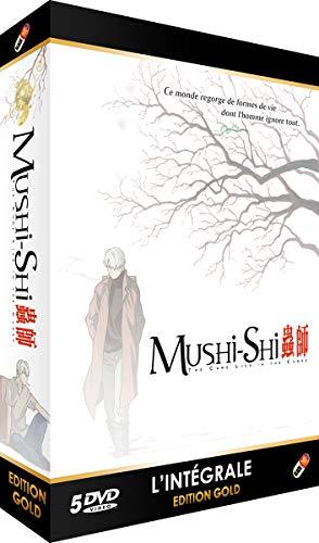 Mushishi-Intégrale (5 DVD + Livret) [Édition Gold]