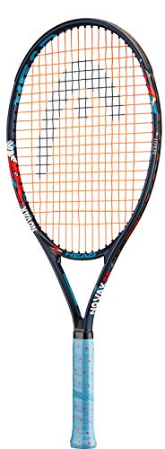 Head Novak 25 Raqueta de Tenis, Infantil, Azul, 63,50...