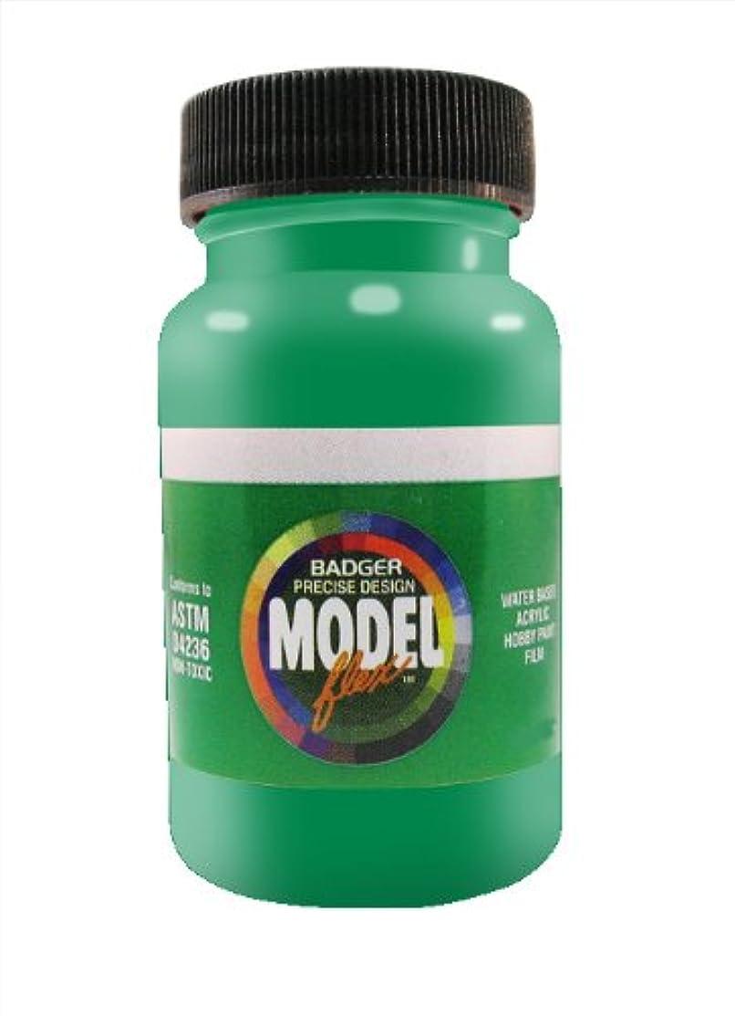 Badger Air-Brush Co. 2-Ounce Modelflex Railroad Airbrush Ready Water Based Acrylic Paint, John Deere Green