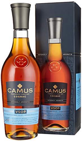 Camus VSOP Intensely Aromatic Cognac mit Geschenkverpackung - 70cl 40° - Familienbesitz seit 1863