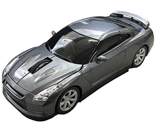 auto mouse Autodrive auto drive Nissan GT-R wireless mouse white 655638 AUTOMOUSE
